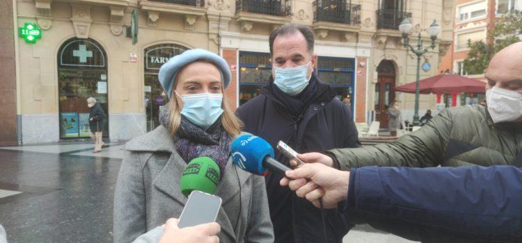 El PP de Bilbao pide a Aburto que exija al Gobierno Vasco una partida de ayudas directas para los hosteleros