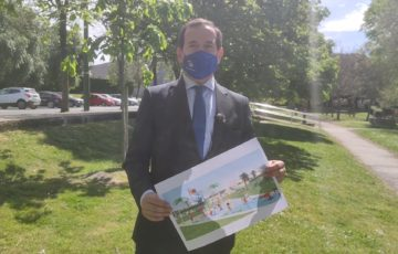El PP de Getxo propone crear un parque acuático en el municipio